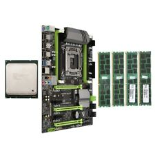 X79 Motherboard LGA2011 Combo with E5 2620 CPU 4-Ch 16GB(4X4GB)DDR3 RAM 13 O5R7