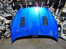 FORD FIESTA MK7 ST180 BONNET IN SPIRIT BLUE WITH BONNET VENTS