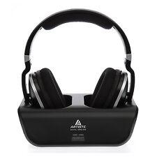 Artiste ADH300 Wireless TV Kopfhörer 2.4GHz UHF/HF Digital Over-Ear Stereo er...