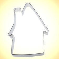 Super Big! Haunted House Gingerbread House Cookie Cutter 6.75 in B1425