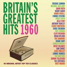 Various Artists - Britain's Greatest Hits 1960 / Various [New CD]