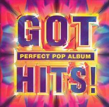 Got Hits Perfect Pop Album Cd Aaliyah, Moby, O-Town, Justin Timberlake, Coldplay