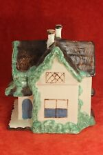 "Rare Vintage Kay Finch California Pottery 5½"" Ceramic House Bank"