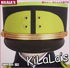 Seraph of the End Yūichirō Hyakuya Hyakuya Yuichiro military Hat Cosplay Anime