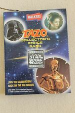 STAR WARS SPECIAL EDITION SET OF 50 TAZO'S IN ALBUM