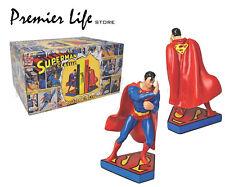 SUPERMAN Reggilibri-DC Comic Superman Action Figure reggilibri