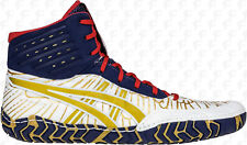 NEW Asics Aggressor 4 Wrestling Shoes - Special Color Edition