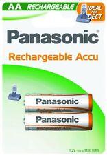 Panasonic Rechargeable Batteries 1.2 V