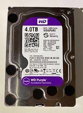 WD Purple 4TB Surveillance Hard Drive HDD SATA 6.0Gb/s (WD40PURX)