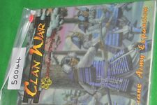 clan wars legend of the five rings crane army expansion (50044)