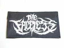 THE FACELESS EMBROIDERED PATCH