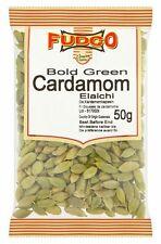 150G Fudco Green Cardamom/Cardamon Pods 3x50g