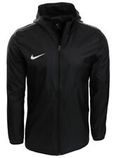 Nike Dry Park 18 Mens Rain Coat Jacket Waterproof XL Black