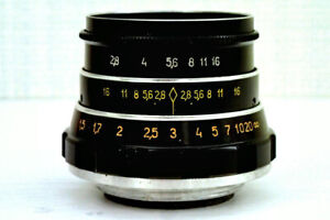 Lens Industar-61 Cameras USSR For Macro Shooting On SLR Cameras gift zoom lens