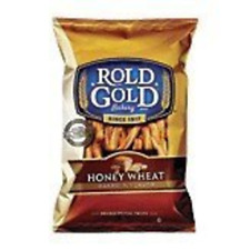 Rold Gold Honey Wheat Braided Pretzel Twists (Pack of 1)