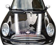 Mini Cooper - bonnet stripes - fasce adesive cofano