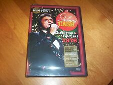 THE JOHNNY CASH CHRISTMAS SPECIAL 1976 Country Musice Classic SEALED NEW DVD