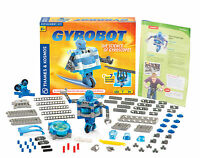 Thames & Kosmos Gyrobot Gyroscopes Educational Science Kit