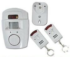 REMOTE CONTROL GARAGE HOME SHED CARAVAN SECURITY ALARM