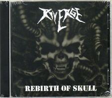 RIVERGE - Rebirth Of Skull + BONUS (CD) Thrash Metal
