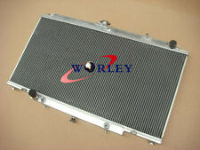 3ROW For NISSAN PATROL Y61 GU 2.8 / 3.0 TD 97 ALUMINUM RADIATOR AT AUTO
