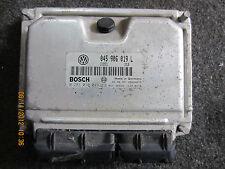 Motorsteuergerät Steuergerät 045906019L 0281010049 VW Lupo 1.4 75PS TDI 3L