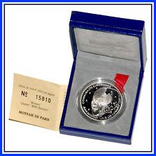 RARE BOITIER   BE 100 FRANCS JEAN MONNET 1992