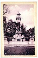 CP 59 NORD - Roubaix - Statue de gustave Nadaud - Poète-Chansonnier