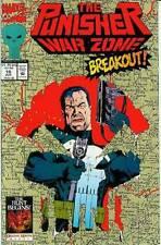 Punisher War Zone # 16 (USA, 1993)