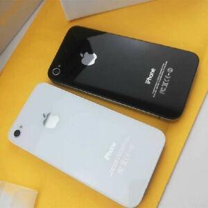 Apple iPhone 4s - iOS6.1.3 - 3G WIFI Smartphone- White/Black-8G/16G/32G/64GB🔥