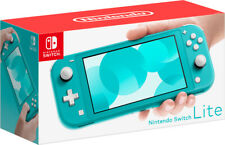 NINTENDO SWITCH LITE TURCHESE CONSOLE PORTATILE COLORE SKY LIMITED EDITION NUOVA