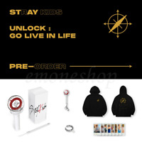 스트레이키즈 Stray Kids [ Unlock : GO LIVE IN LIFE ] ONLINE CONCERT OFFICIAL GOODS