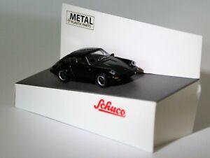 Schuco 452656300 Spur H0 Porsche 911 Carrera 3.2 Coupé, schwarz 1:87 #NEU in OVP