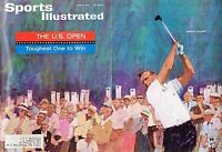 1964 (June 15) Sports Illustrated, Golf,magazine, Arnold Palmer, U.S. Open ~ Gd