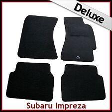 Subaru Impreza 2005 2006 2007 2008...2011 Tailored LUXURY 1300g Car Mat GREY