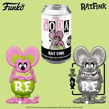 New listing Funko Soda Rat Fink Neon Le 5000 - Pack of 6 Sealed Case *Preorder*