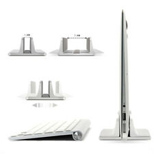 Aluminium Vertikaler Laptop Ständer Platzsparende Halterung MacBook Notebook ZP
