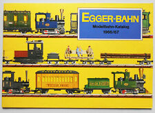15 Eggerbahn 307 L+R // v.65 // 1 x Elektr techn.-ok Schw Entkuppler Holzm