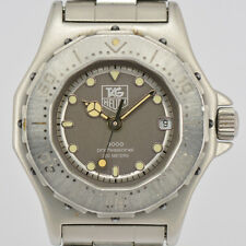 Auth TAG Heuer 3000 932.208 Professional 200M Quartz Watch for Women M#331749