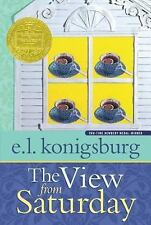 The View from Saturday By E. L. Konigsburg - Newberry Medal Winner - Free Ship