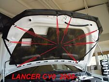 BRA Mitsubishi Lancer CYO Bj. ab 2008 Steinschlagschutz Haubenbra Tuning