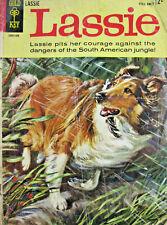 Lassie #64 Gold Key Comic Silver Age 1964 GD/VG