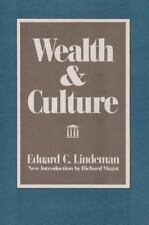 Wealth and Culture (Society and Philanthro)