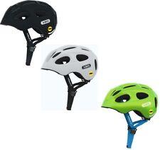 Abus Casco per bicicletta Youn I Mips Unisex Youn-(52-57 cm Sparkling Green)