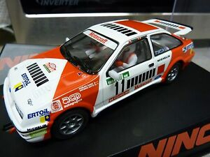 1 32 NINCO 50581 FORD SIERRA COSWORTH MARLBORO LIVERY SCHEME slot car