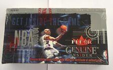 2003-04 Fleer Genuine Insider Factory Sealed NBA Basketball Hobby Box Lebron RC?