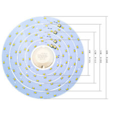 18W Circle Shaped 5730 LED Panel Ceiling Light Fixtures Board Lamp Plate Replace