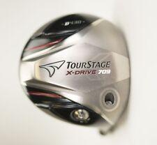 [USED] Bridgestone TourStage X-Drive 709 Type D430 9.5D Head Only. Japan. XXIO9