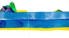 MORISHITA Keizo, Soffio d'incanto. Un' incisione originale a colori 1996