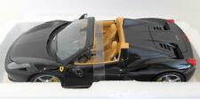 Voitures, camions et fourgons miniatures noirs pour Ferrari 1:18